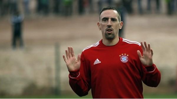 Ribery, Fenerbahçe'yi unutamıyor!