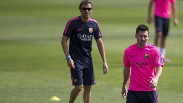 Jeremy Mathieu, Lionel Messi Luis Enrique krizini açıkladı