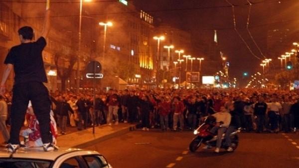 Kızılyıldız-Galatasaray maçına güvenlik önlemi