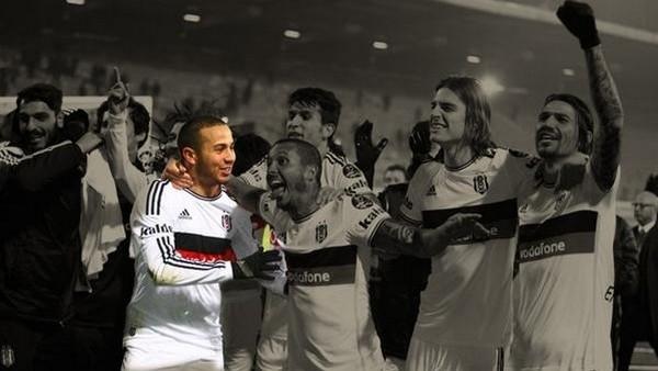 Beşiktaş'ta bir yıldız doğuyor!