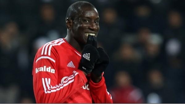 Demba Ba'dan Türkiye Kupası'nda gol