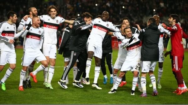 Beşiktaş evinde Chelsea, Liverpool, Arsenal ve Tottenham'dan gol yemedi
