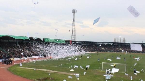 11 maçın seyirci toplamı Kocaelispor'a yetişemedi!