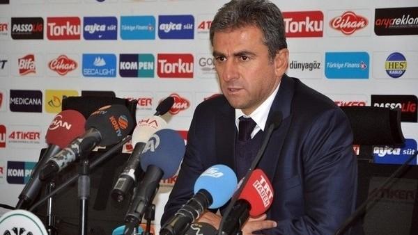 Hamzaoğlu, Bursa maçını değerlendirdi