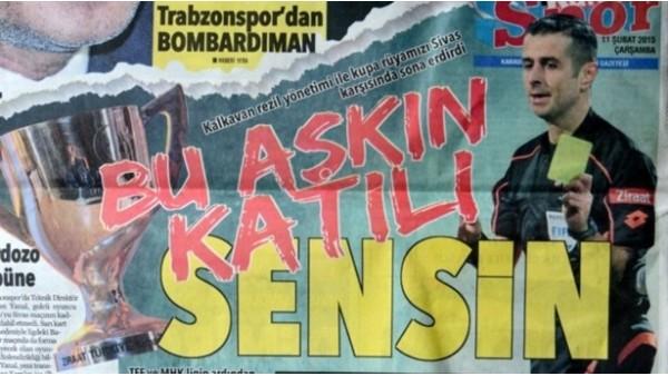 Trabzon yerel basını Mete Kalkavan'ı topa tuttu