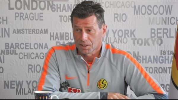 Skibbe de Eskişehirspor'a derman olamadı