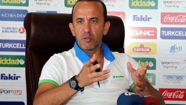 Mehmet Özdilek: 'Galatasaray'dan korkmuyoruz'