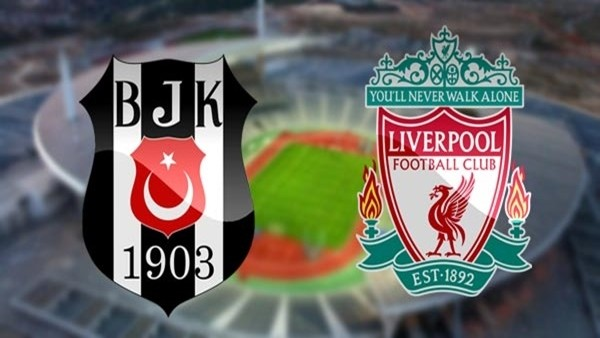 Beşiktaş'ın rakibi Liverpool, İstanbul'a geldi!