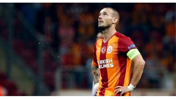 Sneijder'in değeri düştü