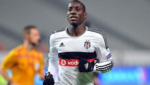 Demba Ba, Beşiktaş'ta rekora koşuyor!