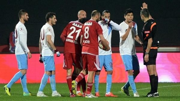 Sivasspor, Ziraat Türkiye Kupası'nda çeyrek finalde