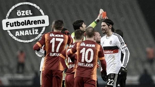 Galatasaray'ın rakipleri 'kırmızı'yı seviyor
