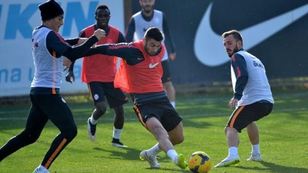 Galatasaray'a Burak Yılmaz'dan iyi haber
