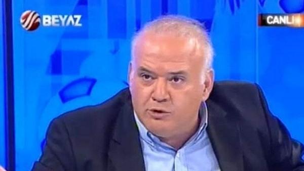 Ahmet Çakar'dan şok sözler:' Her daim alkollü gezip...'