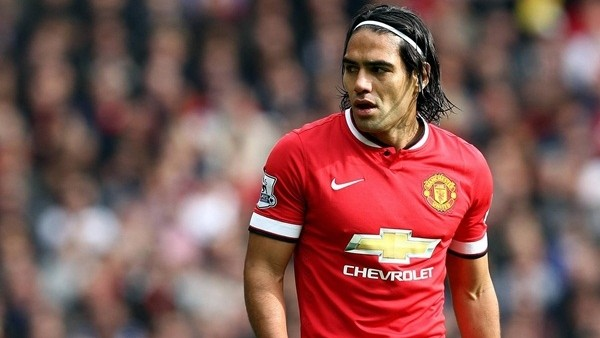 Radamel Falcao Real Madrid yolunda!