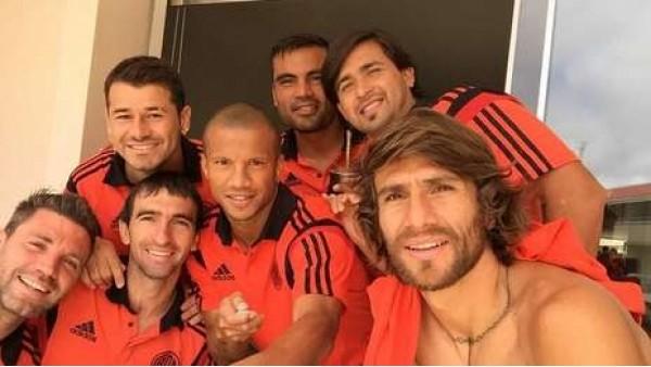 River Plate'li futbolculara kafein ve viagra desteği