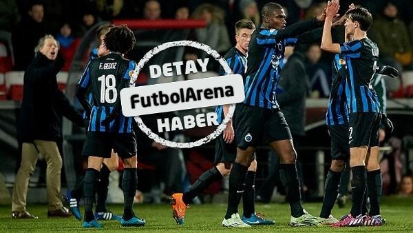 Club Brugge hücum gücüyle dikkat çekiyor