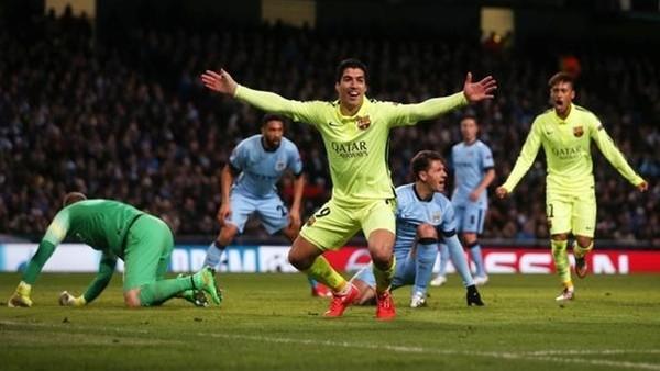 Barcelona, Manchester City'yi 2-1 yendi