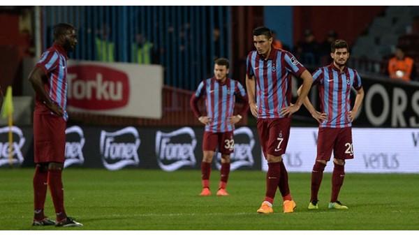 Trabzonspor Kadıköy'de 18 maçtır kazanamıyor