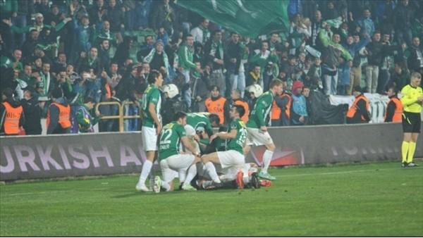 Bursaspor'da kupa hazırlıkları start aldı