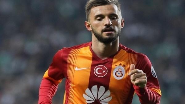Emre Çolak 100. maçında golünü attı