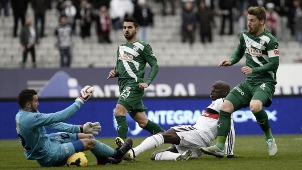 Beşiktaş, Bursaspor'a karşı üstünlüğünü korudu