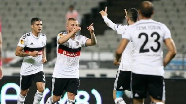 Beşiktaş'ta Gökhan Töre ilk 11'de yer almıyor
