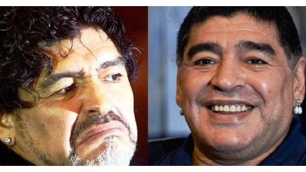 Maradona gençleşti!