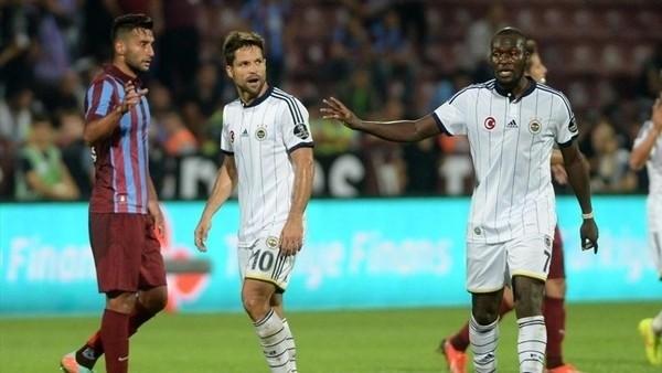 Trabzonspor 6 maçtır Fenerbahçe'ye gol atamıyor