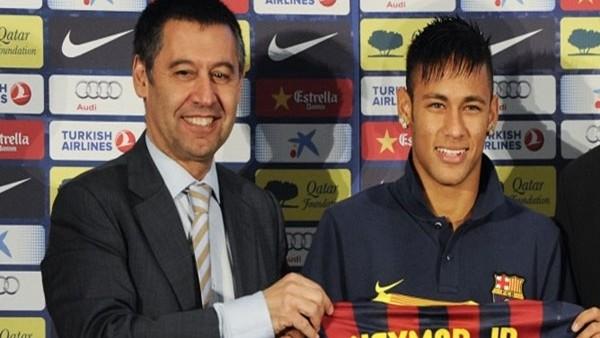 Barcelona'da Neymar krizi!