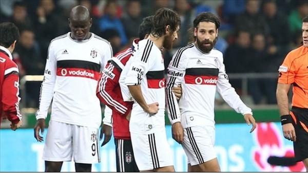 Beşiktaş, Arsenal'den sonra Liverpool'a da 1-0 yenildi
