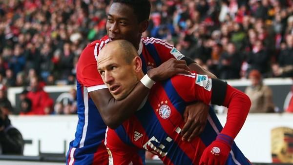 Bayern Münih, telafiyi yaptı
