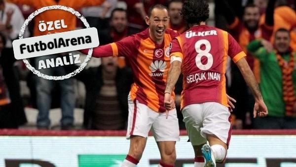 Umut Bulut, Galatasaray'a hayat verdi!