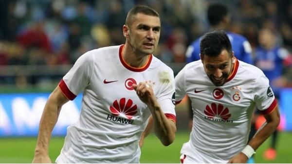 Galatasaraybu sezon ilk kez 30 dakikada 3 gol attı