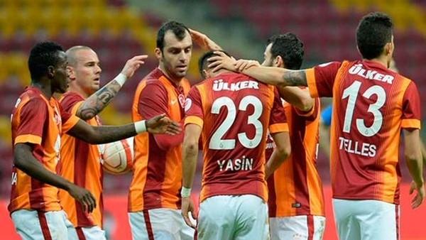 Galatasaray 3 - Balçova Yaşamspor 1