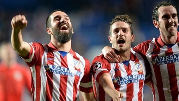 Atletico Madrid, sosyal medyada büyüyor!