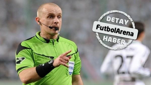 Liverpool - Beşiktaş maçına atanan Szymon Marciniak korkutuyor!