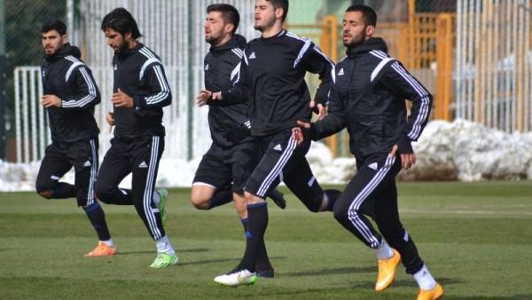 G.Antep B.B.Spor'da Elazığspor hazırlıkları
