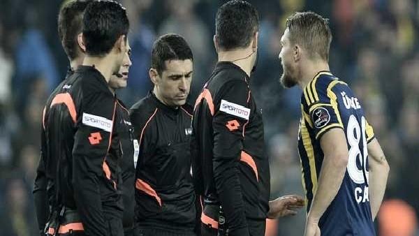 Fenerbahçe'de Caner Erkin krizi!