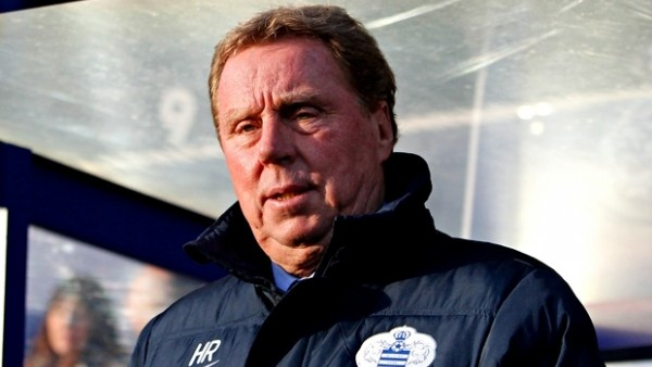 QPR'de Redknapp istifa etti
