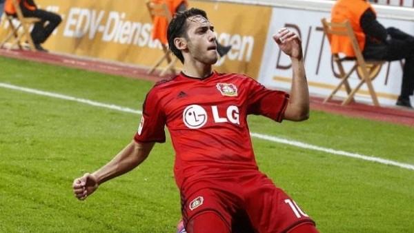 Hakan Çalhanoğlu doğum gününde golünü attı