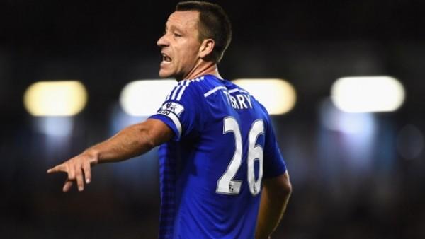 Terry, Chelsea'de kalmaktan yana