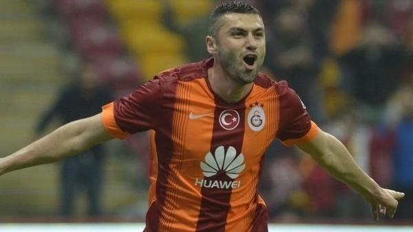 Galatasaray'da Burak Yılmaz fırtınası!