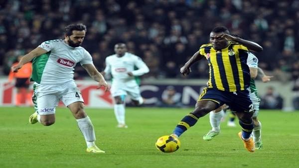 Fenerbahçe'nin deplasman serisi bitti!