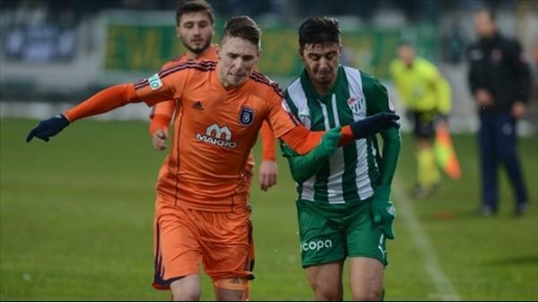 Bursaspor penaltılar ile turladı