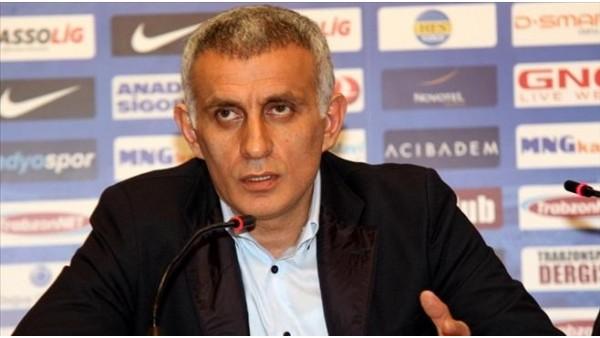 İbrahim Hacıosmanoğlu, TFF'ye yüklendi