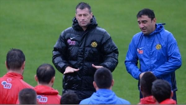Eskişehirspor'da Galatasaray mesaisi başladı