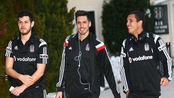 İşte Beşiktaş'ın Eskişehir kadrosu