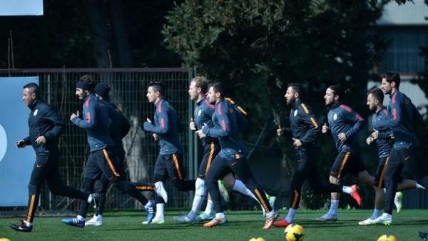 Galatasaray'ın tek düşüncesi Kayseri Erciyesspor