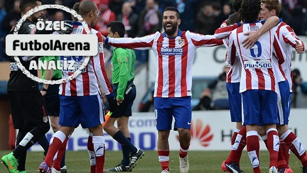 Atletico Madrid rekor üstüne rekor kırdı